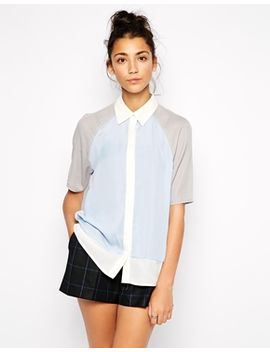 influence-colour-block-shirt by influence