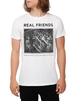 real-friends-maybe-t-shirt by hot-topic