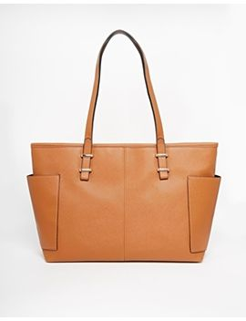 asos-east-west-pocket-tote-bag by asos-collection