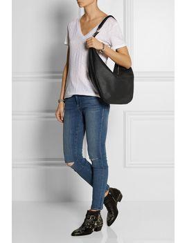 sutra-crescent-textured-leather-shoulder-bag by diane-von-furstenberg