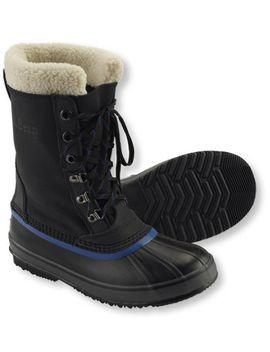 mens-llbean-snow-boots by llbean