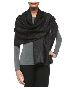 julia-shimmery-jacquard-stole by gucci