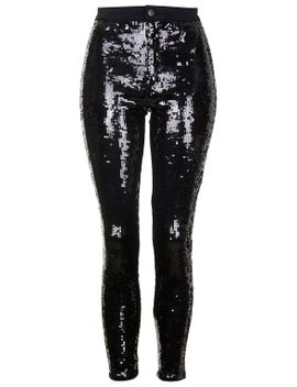 moto-sequin-joni-jeans by topshop