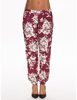 flower-pants by glamorous