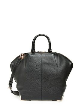 large-emile-leather-satchel by alexander-wang