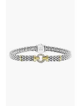 caviar-diamond-o-bracelet by lagos
