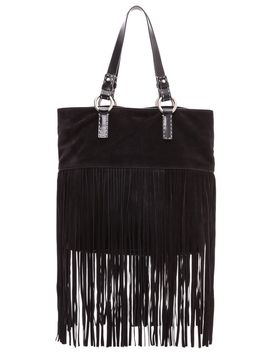 joni-large-fringe-tote by michael-kors-collection