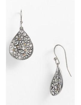 miss-havisham-crystal-encrusted-teardrop-earrings by alexis-bittar