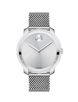 bold-mesh-strap-watch,-36mm by movado
