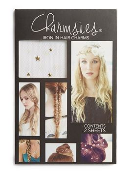 iron-in-star-shaped-hair-charms by charmsies