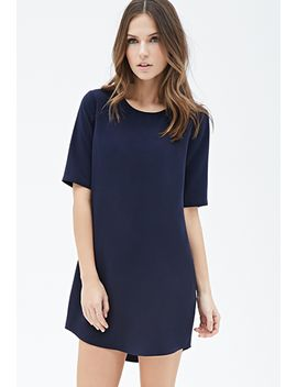 classic-shift-dress by forever-21
