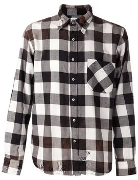 axel-plaid-shirt by nsf