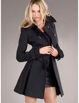 the-wool-trench-coat by victorias-secret