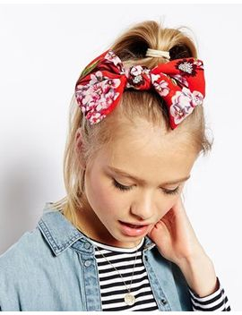 asos-vintage-bow-headband by asos
