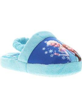 frozen-toddler-girls-clog-slipper by disney-frozen