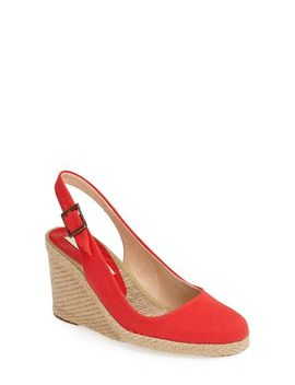 imperia-wedge-espadrille-sandal by dune-london