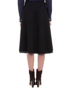 ottoman-rib-ponte-knit-circle-skirt by kolor