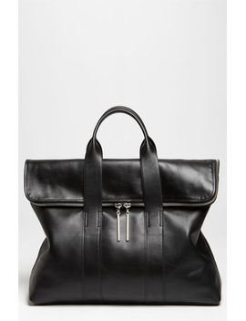 31-hour-leather-tote by 31-phillip-lim