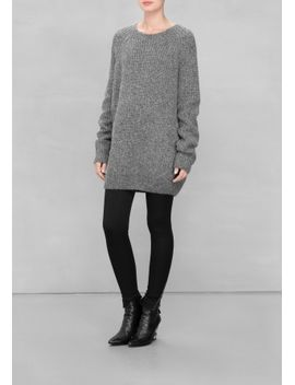 oversized-wool-sweater by &-other-stories