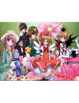 japan-anime-clamp-card-captor-sakura-chobits-tsubasa--bedding-set-bedding-quilt-cover-b1734 by ali-express