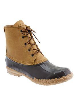 lacrosse®-for-jcrew-duck-boots by lacrosse