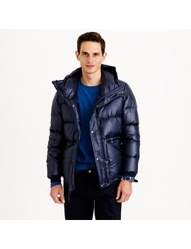 hooded-puffer-jacket by jcrew