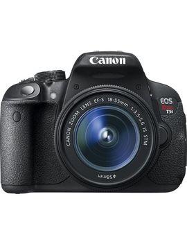 eos-rebel-t5i-dslr-camera-with-18-55mm-is-stm-lens---black by generic