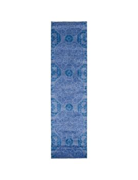 safavieh-handmade-wyndham-blue-wool-rug-(23-x-15) by safavieh