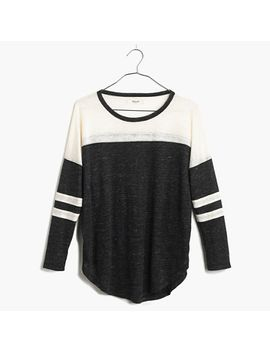 frontrunner-tee-in-colorblock by madewell