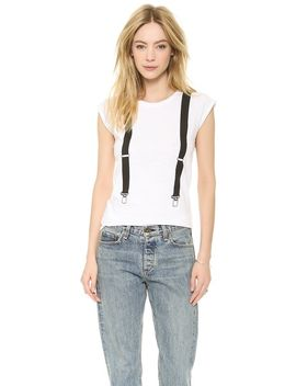 suspender-tee by happiness