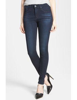 the-farrah-high-waist-skinny-jeans by ag