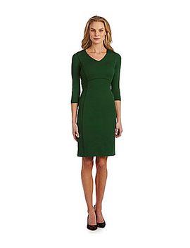 antonio-melani-daniella-ponte-dress by generic