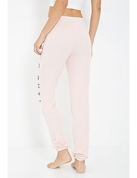 keep-out-sweatpants by forever-21