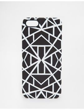 asos-iphone-5-cover-with-geo-print by asos