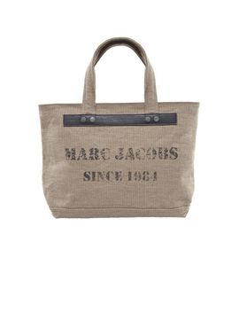 jacobs-tote-small-burlap by marc-jacobs