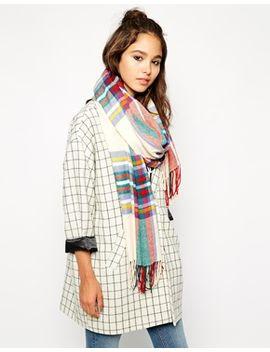 monki-flo-blanket-scarf by monki