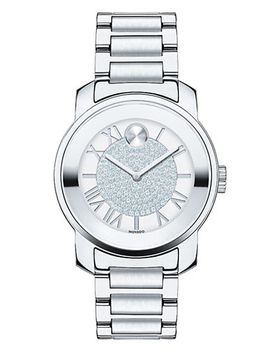 bold-luxe-crystal-&-stainless-steel-bracelet-watch by movado-bold