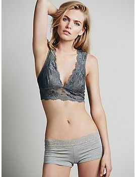 galloon-lace-deep-v-bra by free-people
