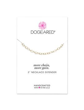 necklace-extender,-gold-dipped,-3-inch by dogeared