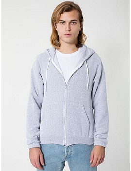 nantucket-fleece-zip-hoodie by american-apparel