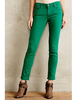 ag-stevie-ankle-jeans by anthropologie