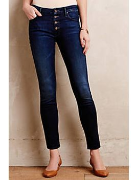 mother-pixie-skinny-jeans by anthropologie