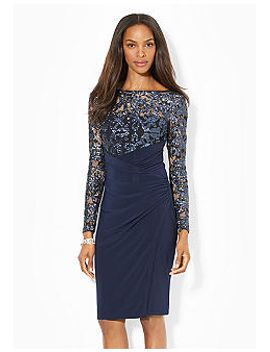 lace-combo-dress by belk