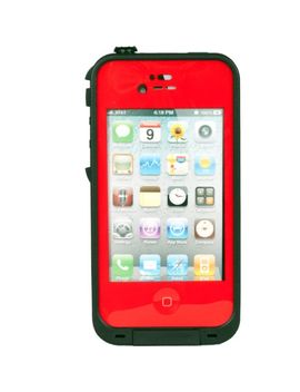 favolcano®-redpepper-waterproof-shockproof-snowproof-dirtproof-dustproof-protection-case-cover-for-iphone-4-4s-(red) by favolcano
