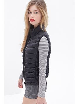 quilted-puffer-vest by forever-21