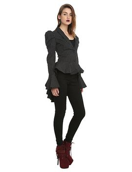 spin-doctor-agatha-jacket by hot-topic
