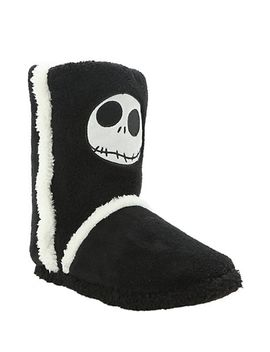 the-nightmare-before-christmas-jack-slipper-boots by hot-topic