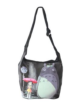 studio-ghibli-my-neighbor-totoro-rainy-bus-stop-hobo-bag by hot-topic