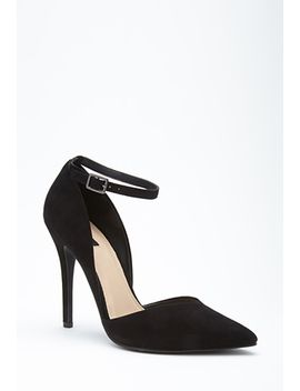 faux-suede-pointed-pumps by forever-21