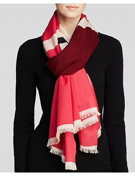 holiday-stripe-scarf by kate-spade-new-york